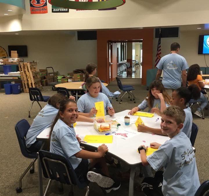 Fifth Grade Leadership Academy